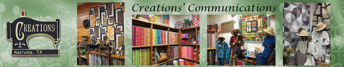 Creations Communications Blog