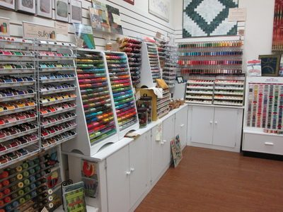 Thread selection at Creations