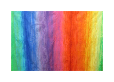 Rainbow Challenge Fabric