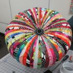 Debbie's Completed Tuffet