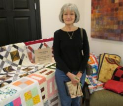 Most Quilts Winner: Cathy Wallace - San Antonio, Tx